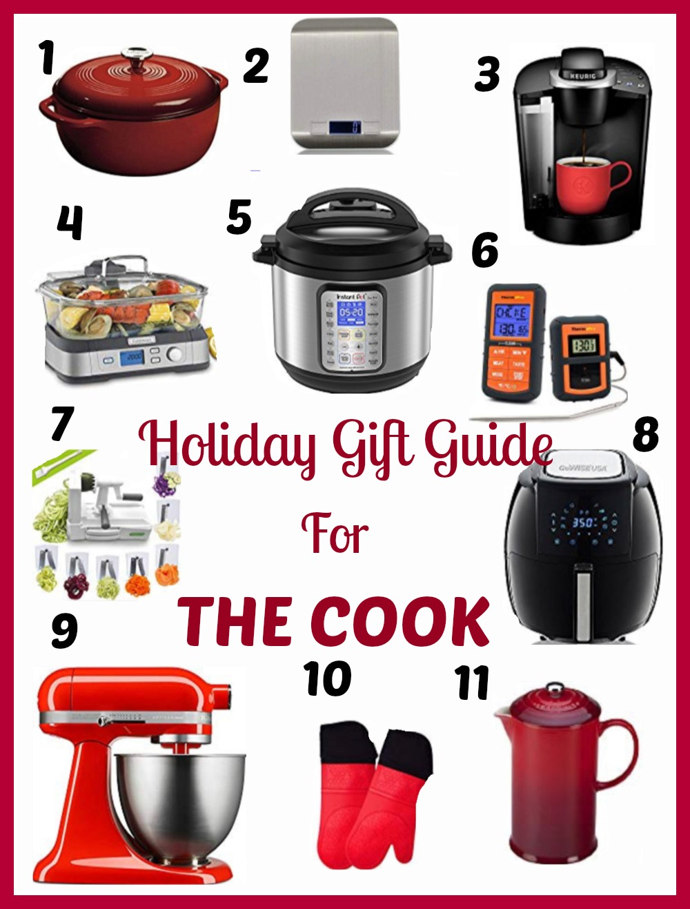 Cook Gift Guide
