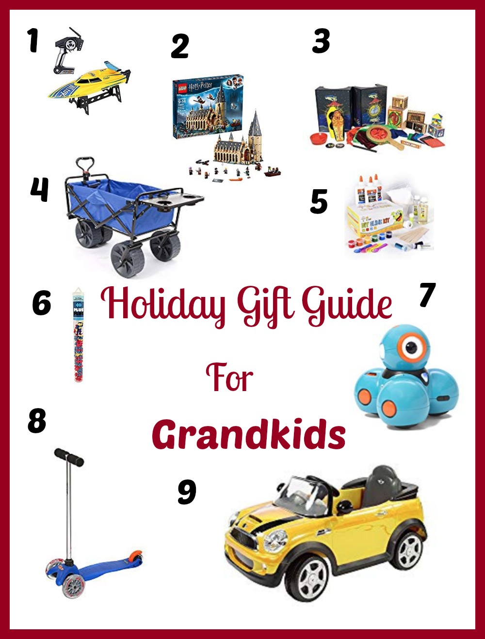 kid Gift Guide