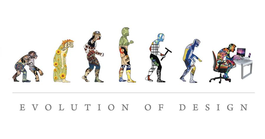 evolución gráfica