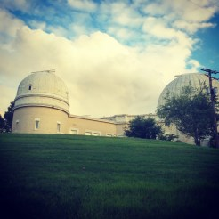 Allegheny Observatory. Photo by Janna Leyde