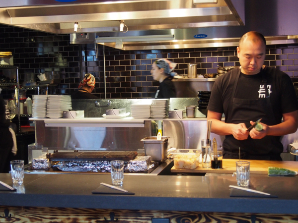Chef Roger Li of Umami