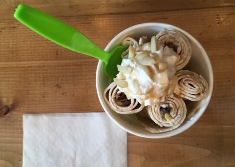Naturoll Creamery ice cream
