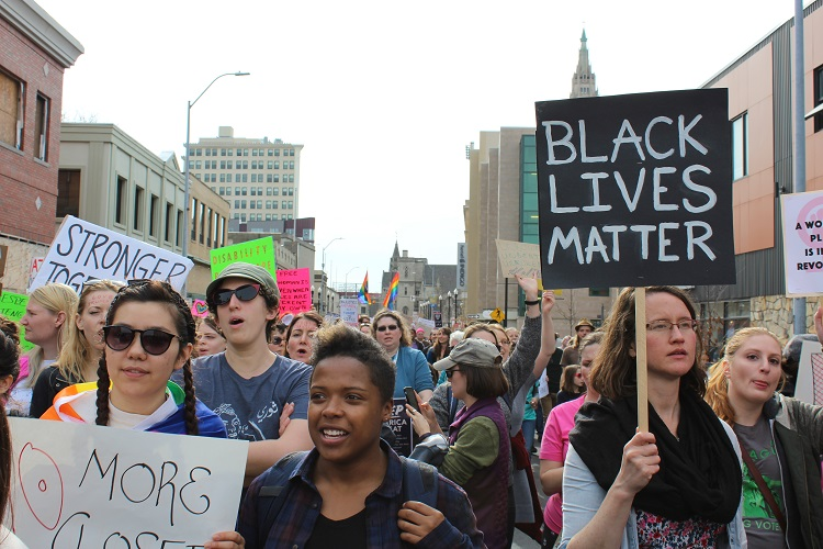 Image result for intersectional protest