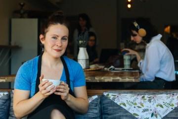 Jeanette Harris of Gluten Free Goat Bakery