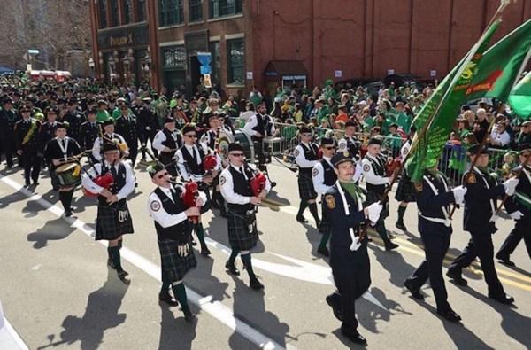 Celebrate the region's rich Irish heritage at the ...