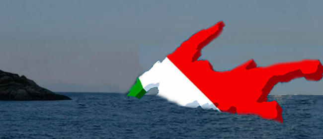 Italia affonda