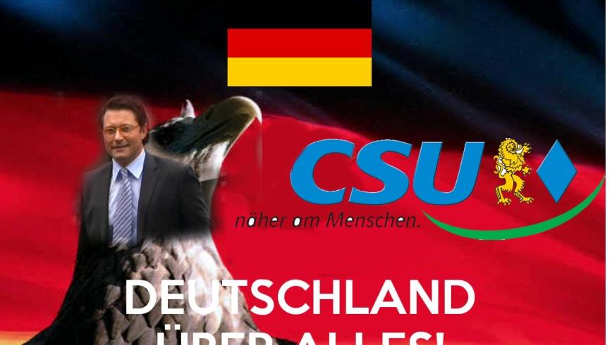 Germania stranieri