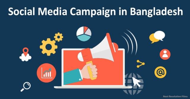 Social Media Campaign in Bangladesh