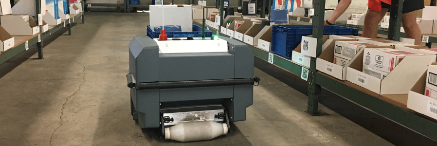 How (Decoupled) Robotic Solutions Free Up Warehouse Workers