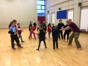 Next Stage - Stage Combat Workshop