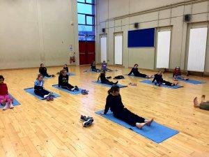 Next Stage Yoga Workshop