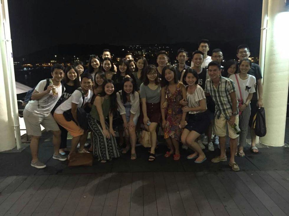 Summer Internship Hong Kong 2016