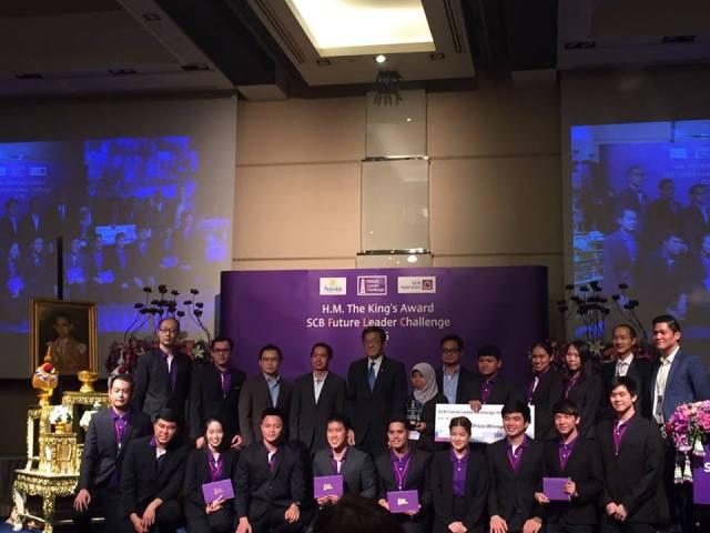 NSC/Bright Scholarship Recipient Won The SCBFL Challenge