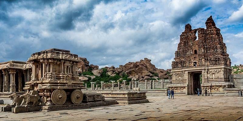 Hampi เมืองโบราณในประเทศอินเดีย – สำรวจโลก