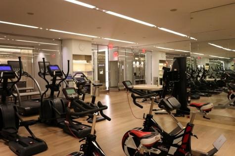 Spa de La Mer - Fitness center