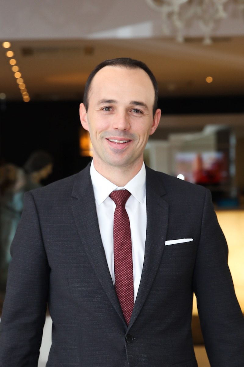 General Manager Mathieu Petit - Picture by Gerson Lirio