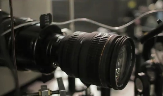 Speed of Light Camera