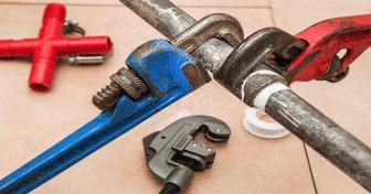 pipe repair tools