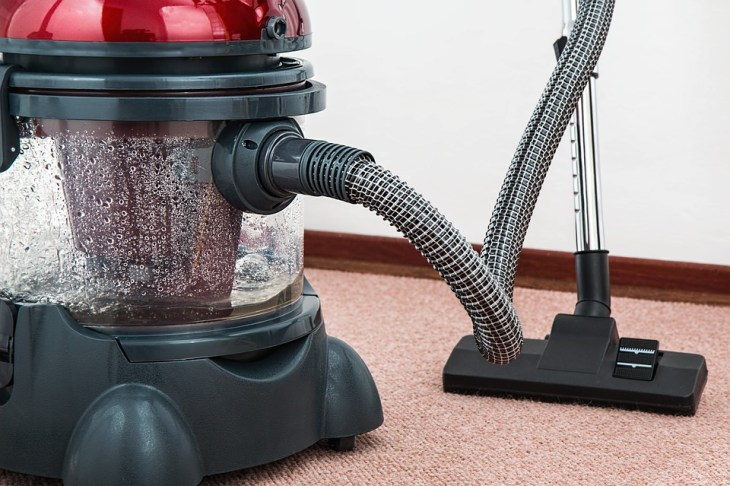 new vacuum cleaner