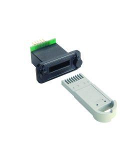Industrial form factor USB