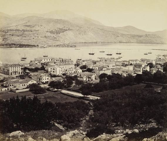 Francis Bedford:  Κεφαλονιά (3/6/1862) - Royal Collection Trust/© Her Majesty Queen Elizabeth II 2014.