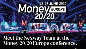 Meet the Nexway Team in the exciting Money 20/20 Europe conference.