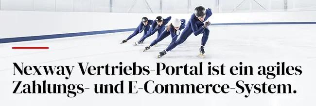 Nexway Vertriebs-Portal ist ein agiles Zahlungs- und E-Commerce-System.