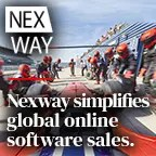 Nexway simplifies global online software sales.