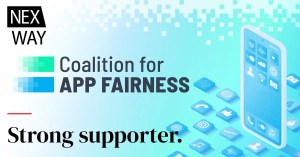 Nexway signs on as strong supporter of the Coalition for App Fairness
