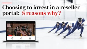 Infographics: 8 reasons why you should choose to invest in a reseller portal?