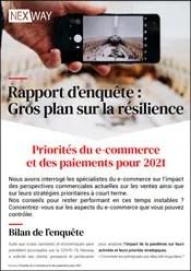 Rapport d'enquête : Gros plan sur la résilience