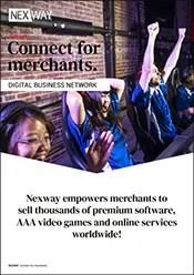 Brochure Connect for merchants