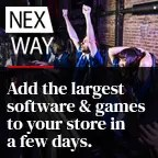 Add the largest software & games to your store | Nexway