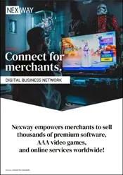 Brochure - Connect for merchants