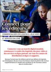Connect pour les éditeurs