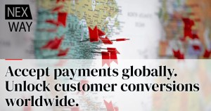 Accept payments globally. Unlock customer conversions worldwide.