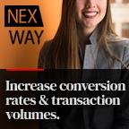Increase conversion rates & transaction volumes.