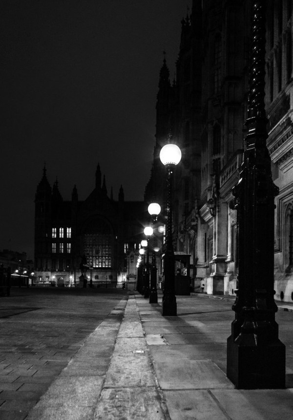 Londres - Palace de Westminster