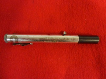 Stan's Gunsmithing S/N 0002 .25 caliber pen gun. SOLD. Thanks Ross.