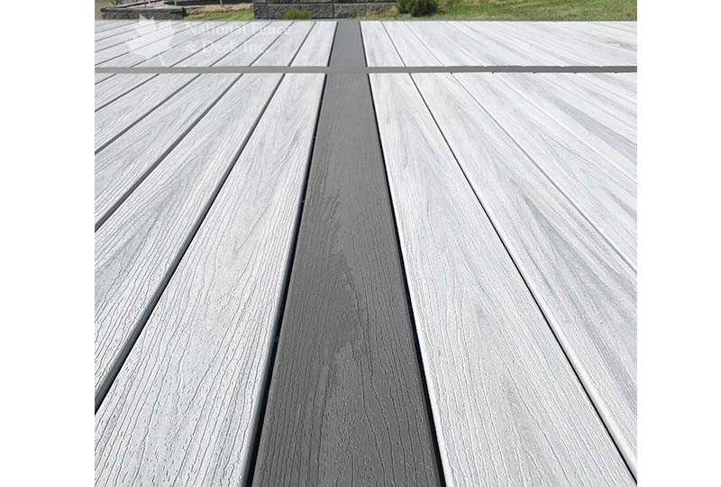 deck in Foggy Wharf