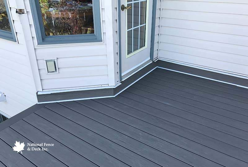 Waterproof Composite Deck