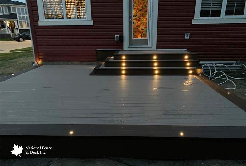 Timbertech Terrain Composite Decking