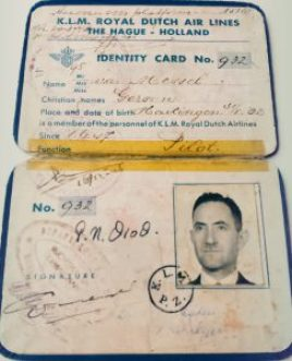 klm-identity-card-Fiets-van-Messel