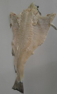 Bacalhau da Noruega Salgado Verde