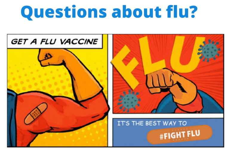 Experts Answer Questions About Flu