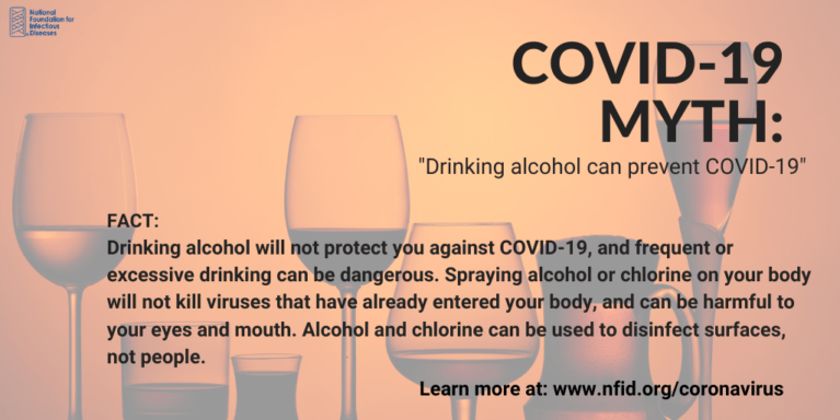 Drinking Alcohol Myth