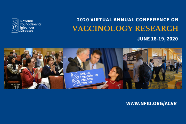 2020 Virtual Annual Conference on Vaccinology Research on June 18-19, 2020