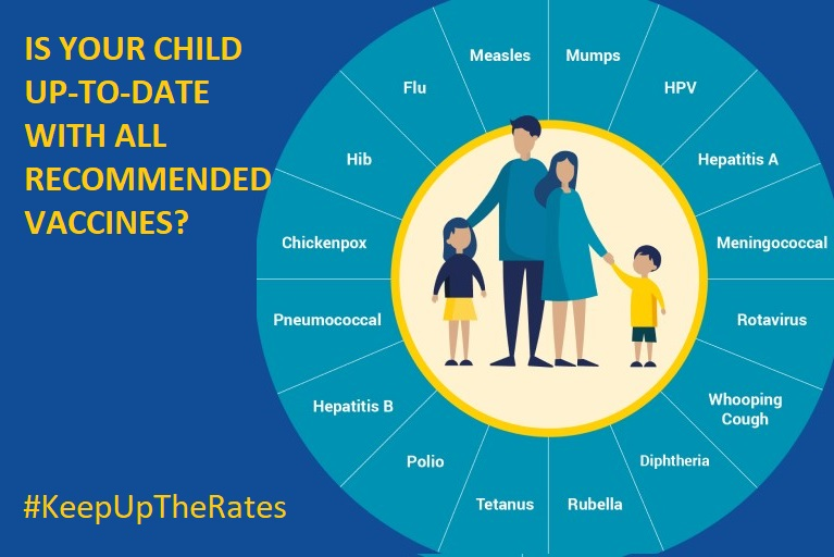 Children Can Be Protected From Many Vaccine-Preventable Diseases