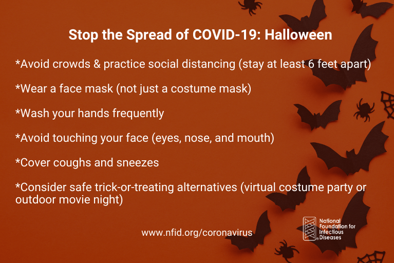 Tips for Staying Safe This Halloween