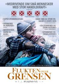 Image result for flukten over grensen plakat